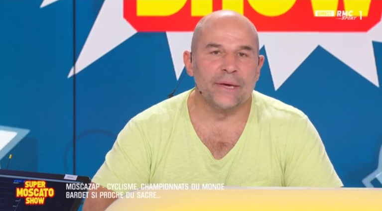Morgan Parra Calendrier.Vincent Moscato Donne Un Conseil A Morgan Parra Celui De