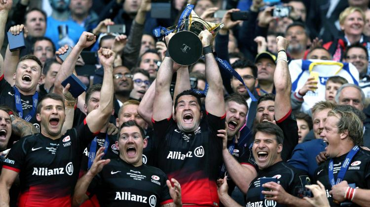 Les Saracens officiellement relégués administrativement en D2 — Premiership