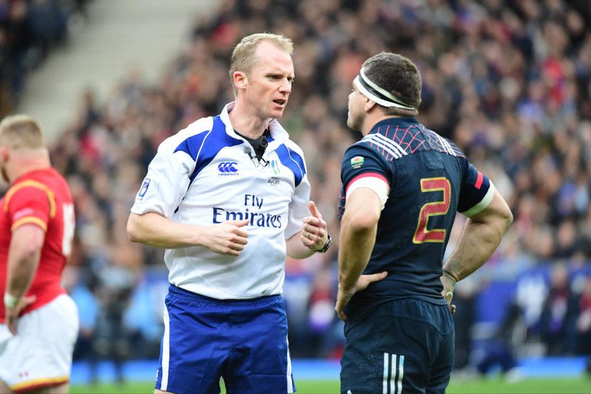 World Rugby pointe des problèmes d'arbitrage au Mondial