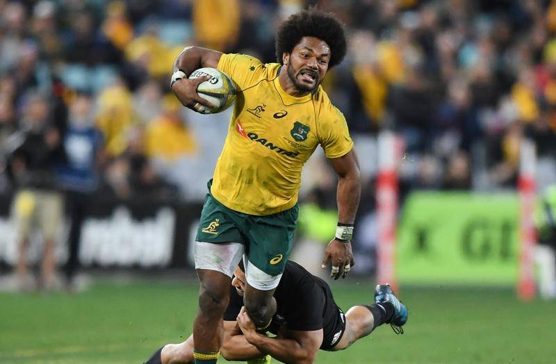 Henry Speight signe à Biarritz - Fil info - Pro D2 - Rugby